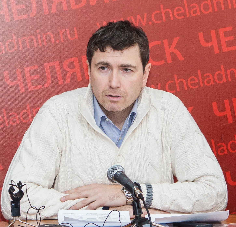 Валерий Шагиев, член общественного совета Фонда ОНФ «Правда и справедливость», директор телеканала «Восточный экспресс» (Челябинск)