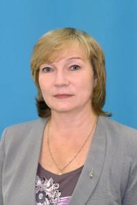 Маргарита Бадьянова, главный редактор газеты «На родной земле» (Сивинский  район Пермского края)