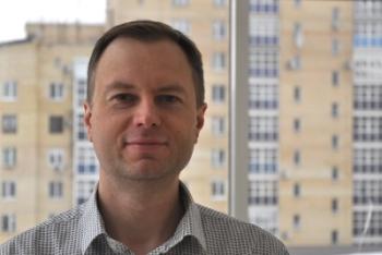 Борис Майоров, основатель интернет-газеты «Текст»