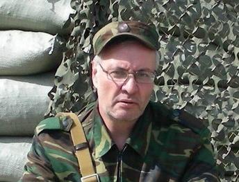 Аркадий Константинов, военный корреспондент  газеты «Звезда»