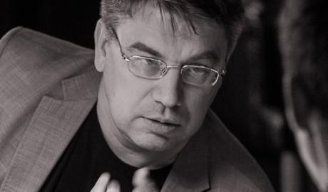 Игорь Лобанов, председатель Пермской краевой организации Союза журналистов России