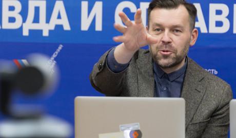 Руководитель дизайн-центра МИА «Россия сегодня» Антон Степанов