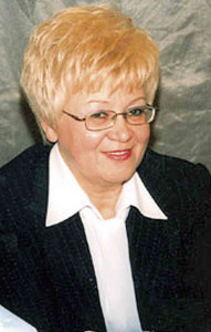 Елена Орлова, главный редактор газеты «Искра» (г. Лысьва)